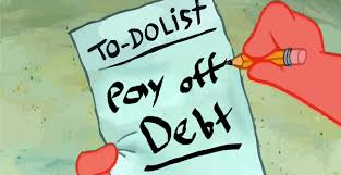 pay off student loans quickly and be debt free!
